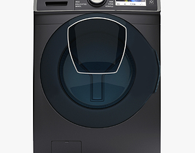 Samsung washing machine WF7500 addWash 3D