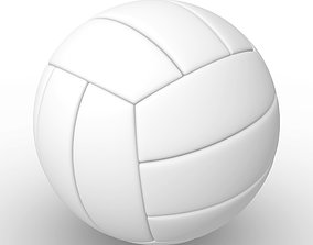 3D Volleyball sphere