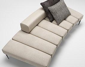 Henge Sofa Vertigo 3D model