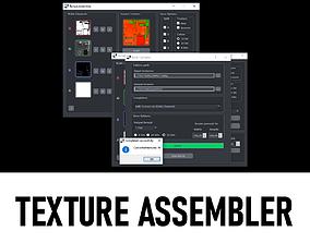 Texture Assembler 3D model