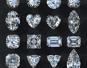 Diamond collection 3D