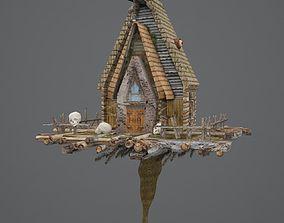 3D asset Baba Yaga
