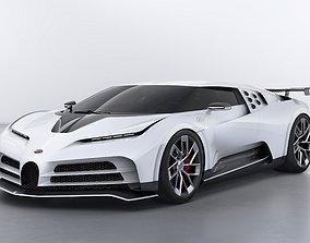 3D printable model Bugatti-Centodieci-Lithophane-Case