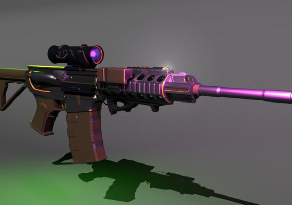 Advance Rifle Patrol