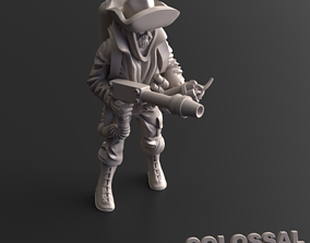3D print model Modern Day Survivor Series 01 - Mac