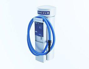 3D model iVac Vacuum machine