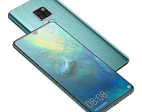 HUAWEI mate20 3D Model