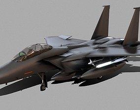 realtime F-15 Eagle 3D Model
