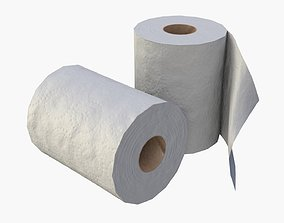 3D model Toilet Paper Rolls