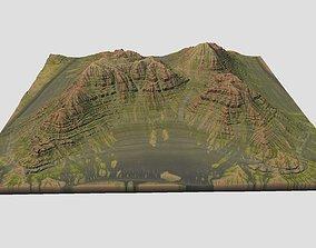 Mountain MTT08 3D model