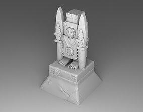 3D print model The idol of Maya