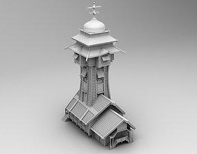 Vikings church 3D print model