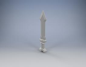 Sword of the Dwarven King 3D printable model