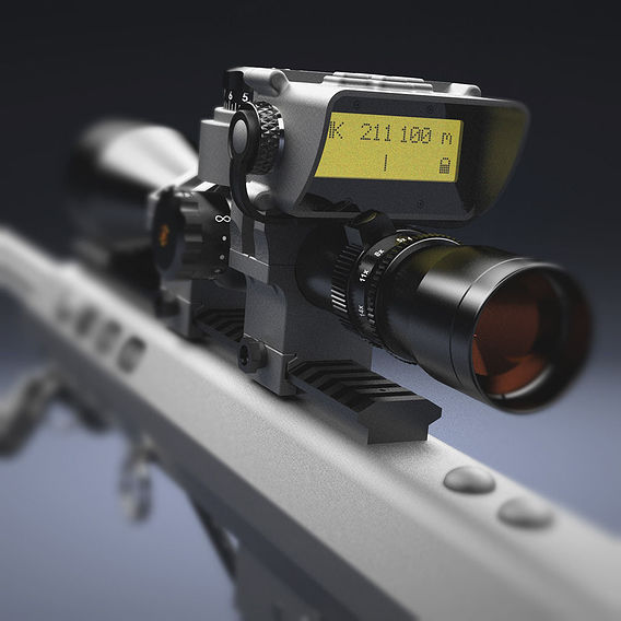 "Telescopic sight ""Leupold"" with BORS"