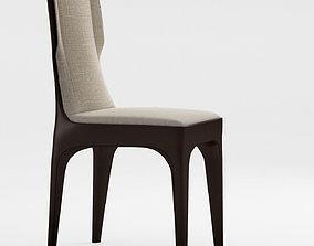 Giorgetti Tiche chair 3D