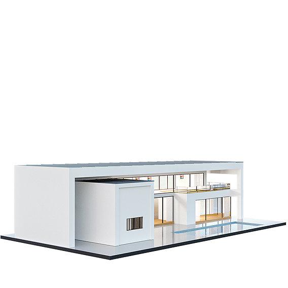 modren house N10