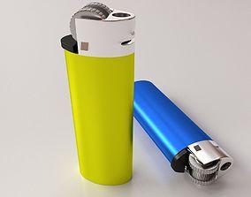 3D model Cigarette Lighter