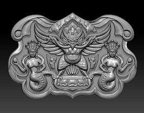 3D print model Thangka-Tibetan painting