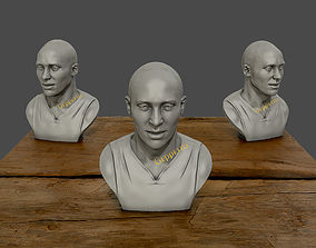 3D Sculpture of Kobe Bryant figurines