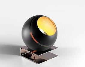 Bond Table Lamp 3D