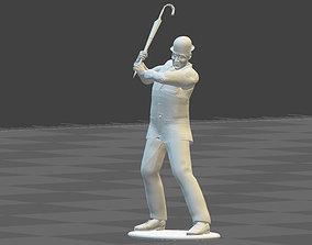 JOHN STEED UK TV SERIES The Avengers 3D printable model 1