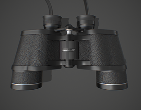 3D Binoculars looking