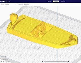 Swamp boat 3D printable model