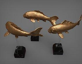 Carp Fancy 3D print model