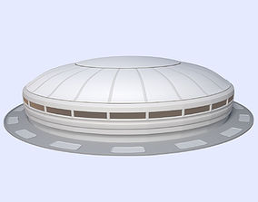Dome Build 3D model