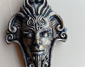 Ancient queen 3D printable model