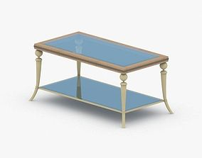 3D model game-ready 0228 - Coffee Table