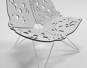 3D Prince Chair by Louise Campbell