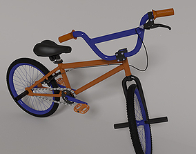 BMX Rigged 3D
