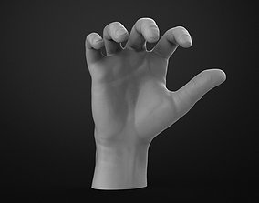 Hand for print and decor 3D printable model