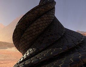 3D Alien Architecture 2