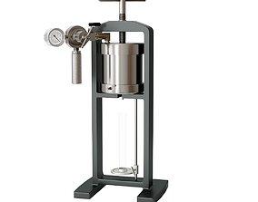 Fann - Filter Press Series 300 Lplt 3D model