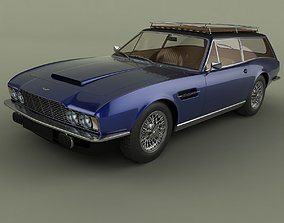 3D Aston Martin DBS Estate