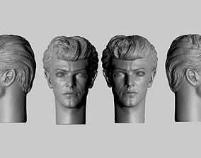 3D print model David Bowie onesixth head