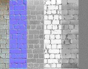 3D Cinder walss 3 specular
