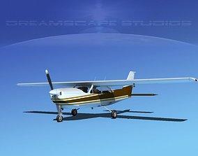 3D model Cessna C-177RG Cardinal V06