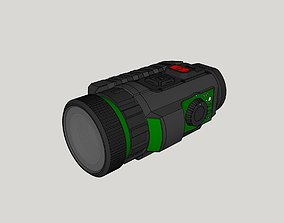 3D print model Sionyx Aurora Color Night Vision Camera