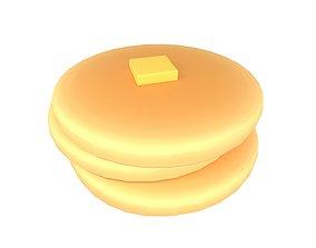 Pancake v4 005 3D asset