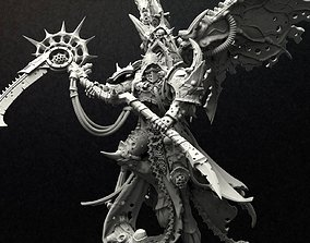 3D print model The Great Demon of Corrosion