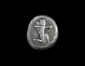 Persian Coin 3D