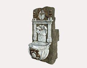 3D model Drinking Fountain 13