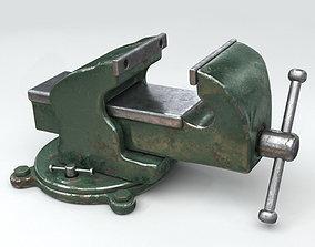 3D asset vise tool