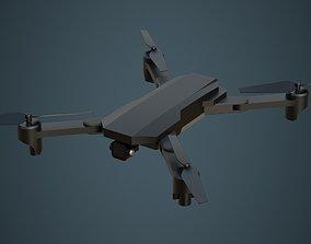 3D Quadcopter 1 Untextured