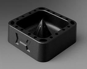 3D printable model Silicone Dab Tray Ashtray