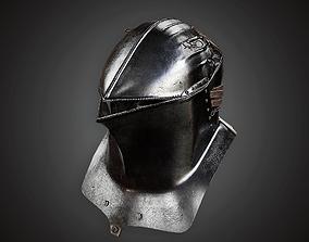 3D asset Helmet - MVL - PBR Game Ready
