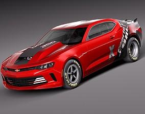 3D model COPO Drag Race Car
